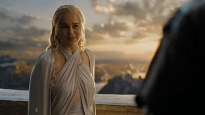 Carice van Houten nude topless and Emilia Clarke hot not nude - Game of Thrones (2015) s5e4 hd720/1080p (16)
