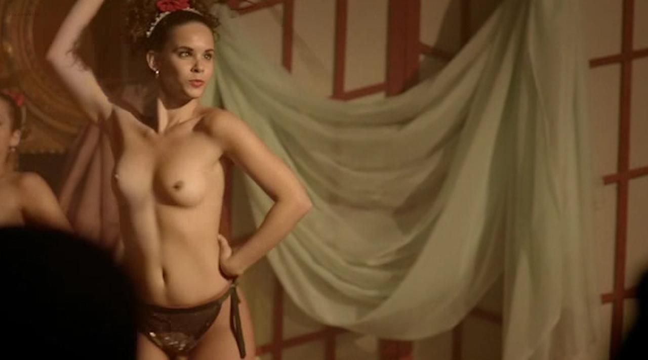 Elisabetta Fantone  nackt