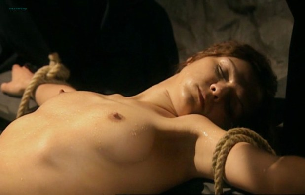 Eva Nemeth nude full frontal Andrea Chuchval nude and others all nude - Run With Fear (2005) (2)