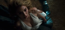 Imogen Poots hot cleavage and Sandra Vergara hot butt in thong - Fright Night (2011) hd1080p (14)