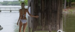 Isabel Lucas nude butt wet an see through - Careful What You Wish For hd 1080p (2015) (9)