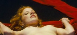Jessica Chastain nude topless and very hot - Salome (2013) (3)