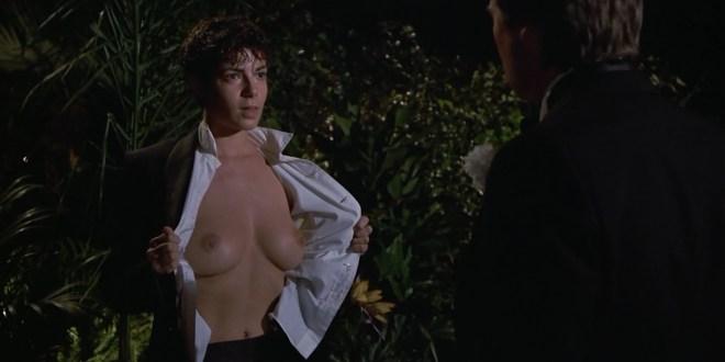 Joyce Hyser Nude Huge Nice Boobs - Just One Of The Guys -4685
