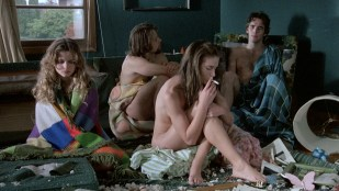 Kelly Lynch nude but covered Heather Graham hot - Drugstore Cowboy (1989) HD 1080p BluRay