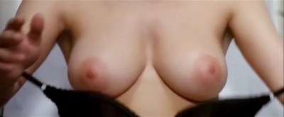Laura Antonelli nude topless and nude bare butt - Il merlo maschio (IT-1971) (11)