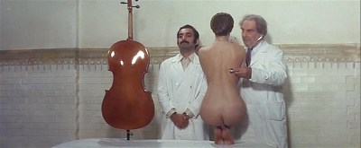 Laura Antonelli nude topless and nude bare butt - Il merlo maschio (IT-1971) (6)