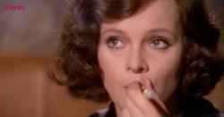 Laura Antonelli nude topless and nude butt and bush - Mio Dio Come Sono Caduta In Basso (IT-1974) (10)
