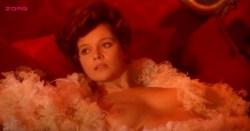 Laura Antonelli nude topless and nude butt and bush - Mio Dio Come Sono Caduta In Basso (IT-1974) (13)