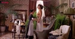 Laura Antonelli nude topless and nude butt and bush - Mio Dio Come Sono Caduta In Basso (IT-1974) (5)