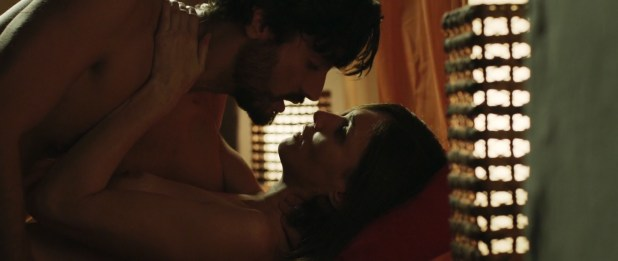 Paz Vega nude topless and sex Pilar Mayo nude bush and others nude - La ignorancia de la sangre (ES-2014) hd1080p (1)