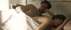 Paz Vega nude topless and sex Pilar Mayo nude bush and others nude - La ignorancia de la sangre (ES-2014) hd1080p (10)