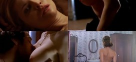 Sofia Shinas nude topless and sex - The Hunger (TV-1997) 'Footsteps'