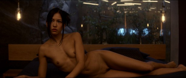 Alicia Vikander nude full frontal Sonoya Mizuno nude bush and others nude - Ex Machina (2015) hd1080p (7)