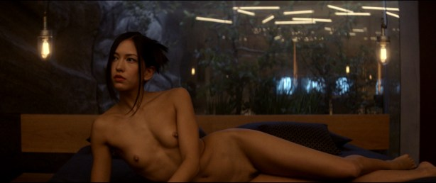 Alicia Vikander nude full frontal Sonoya Mizuno nude bush and others nude - Ex Machina (2015) hd1080p (6)