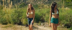Amber Heard hot in bikini and Odette Annable hot too - And Soon the Darkness (2010) hd1080p (7)