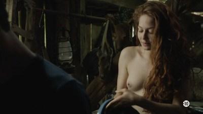 Ana Girardot nude brief topless and Jenna Thiam nude - Revenants (FR-2012) s1e6e7 hd720p (11)