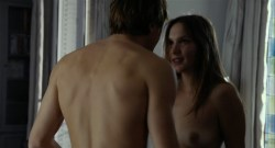 Ana Girardot nude topless and sex - Le Beau Monde (FR-2014) (8)