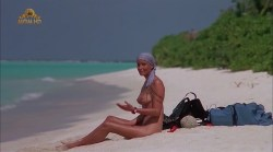 Bo Derek nude full frontal - Ghosts Can't Do It (1989) (13)