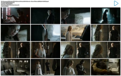 Carice van Houten nude topless and Emilia Clarke hot not nude - Game of Thrones (2015) s5e4 hd720/1080p (12)