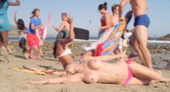 Chloe Bridges hot bikini Jillian Murray hot Mindy Robinson nude - Mantervention (2014) hd720-1080p (11)