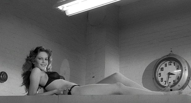 Diane Lane hot and sexy in lingerie others nude topless - Rumble Fish (1983) hd1080p (3)
