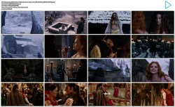 Kate Beckinsale hot sexy Elena Anaya hot cleavage Josie Maran hot - Van Helsing (2004) hd1080p (11)