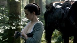 Laura Donnelly nude topless milking herself - Outlander (2015) s1e14 hd720-1080p (8)