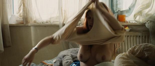 Lykke May Andersen nude topless - En Chance Til (DK-2014) BluRay hd1080p (7)