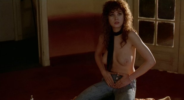Maria Schneider full frontal bush wet topless and sex - Last Tango in Paris (1972) hd1080p (12)