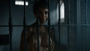 Rosabell Laurenti Sellers nude topless and Emilia Clarke nude but covered and sex  - Game of Thrones (2015) s5e7 hd1080p