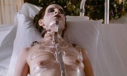 Toni Collette nude bush labia Polly Walker nude full frontal hand job others nude too - 8½ Women (1999) (7)