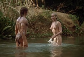 Bo Derek nude topless and wet – Tarzan The Ape Man (1981) WEB-DL hd720p