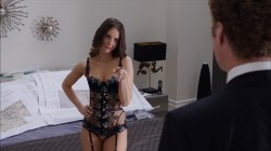 Alison Brie hot in lingerie and uber sexy - Get Hard (2015) Web-DL hd1080p (10)