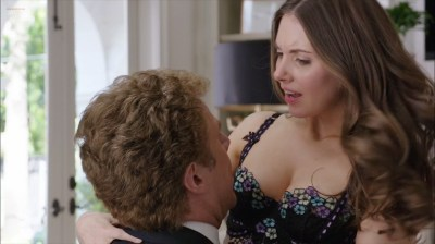 Alison Brie hot in lingerie and uber sexy - Get Hard (2015) Web-DL hd1080p (6)