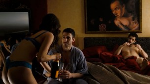 Amy Mußul nude hot sex Erendira Ibarra not nude lingerie and Tuppence Middleton bra - Sense8 (2015) s1e2 hd720-1080p (14)
