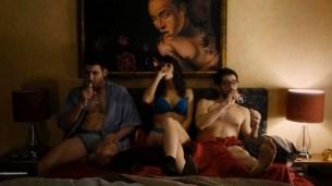 Amy Mußul nude hot sex Erendira Ibarra not nude lingerie and Tuppence Middleton bra - Sense8 (2015) s1e2 hd720-1080p (13)