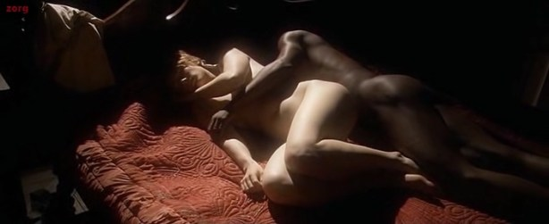 Bryce Dallas Howard nude bush topless and sex - Manderlay (2005) (11)