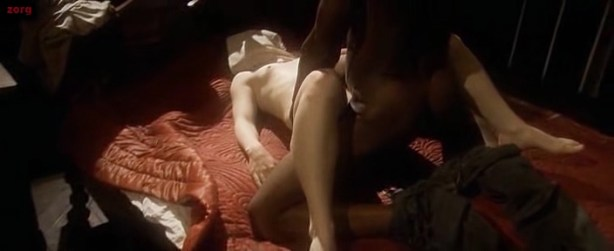 Bryce Dallas Howard nude bush topless and sex - Manderlay (2005) (3)