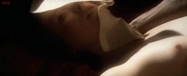 Bryce Dallas Howard nude bush topless and sex - Manderlay (2005) (2)