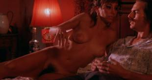 Cordelia González nude topless and bush and Vivica A. Fox side boob - Born on the Fourth of July (1989) hd1080p BluRay (2)