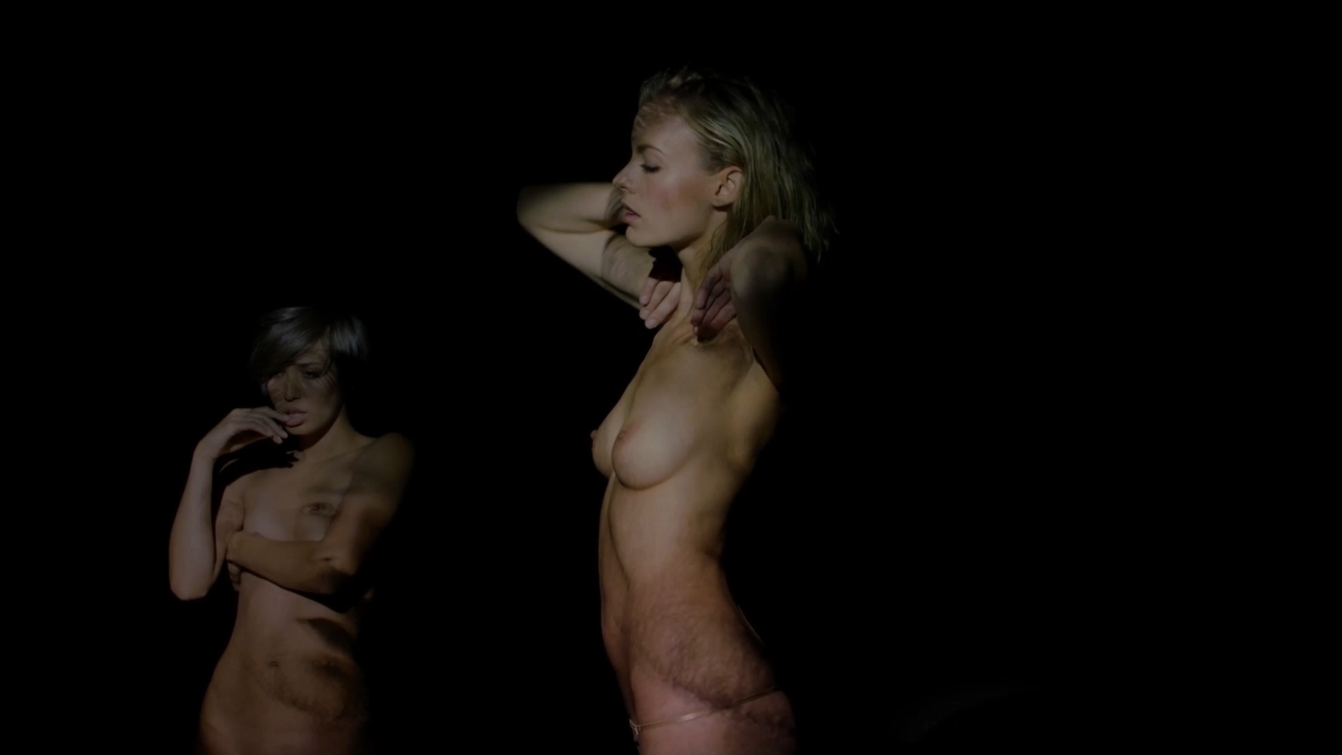 Felicia Porter nude topless and Laura Shields nude - Tunnel Vision (Explicit) - Justin Timberlake hd1080p (1)