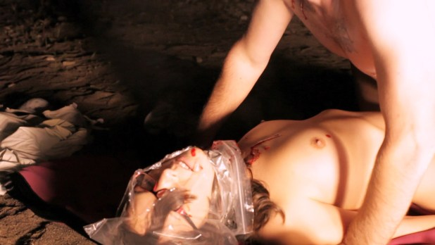 Jodi Balfour nude topless bloody and dead - Vampire (2011) hd1080p BluRay (1)