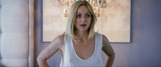 Katarina Cas nude topless and see through - Danny Collins (2015) HD 1080p BluRay (4)