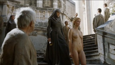 Lena Headey nude full frontal bush - Game of Thrones (2015) s5e10 hd720-1080p (1)