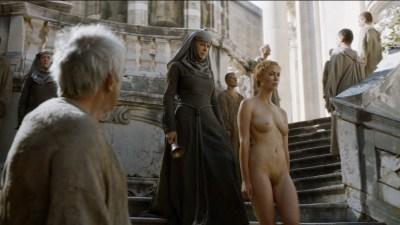 Lena Headey nude full frontal bush - Game of Thrones (2015) s5e10 hd720-1080p (1)