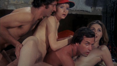 Lynn Lowry nude bush lesbian sex Claire Wilbur nude full frontal - Score (1974) UNCUT hd1080p BluRay (15)