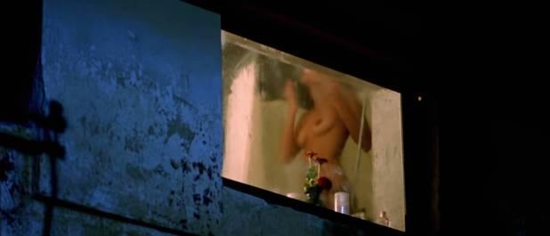 Maïwenn Le Besco nude topless and Cécile De France not nude masturbation - Haute tension (FR-2003) hd1080p BluRay (2)
