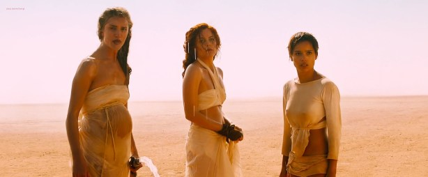 Megan Gale nude butt Rosie, Riley, Abbey, Zoe, Courtney all hot not nude - Mad Max Fury Road (2015) hd1080p Web-DL 14