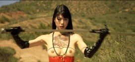 Megan Hallin nude bush Mariko Denda nude full frontal and others nude and hot - Samurai Avenger-The Blind Wolf (2009) hd1080p (3)