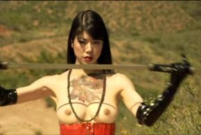 Megan Hallin nude bush Mariko Denda nude full frontal and others nude and hot - Samurai Avenger-The Blind Wolf (2009) hd1080p (3)